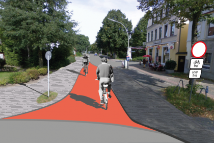 Radverkehrskonzept Wandsbek