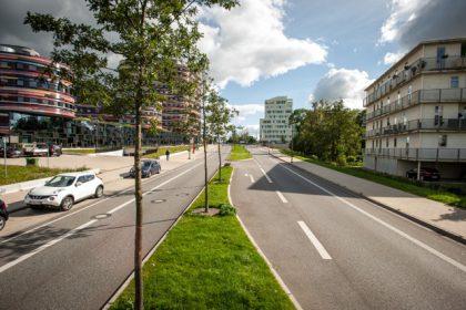 Straßenplanung_Neuenfelder Strasse