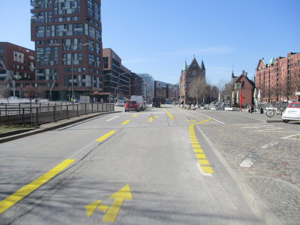 Pop-Up Bike Lane